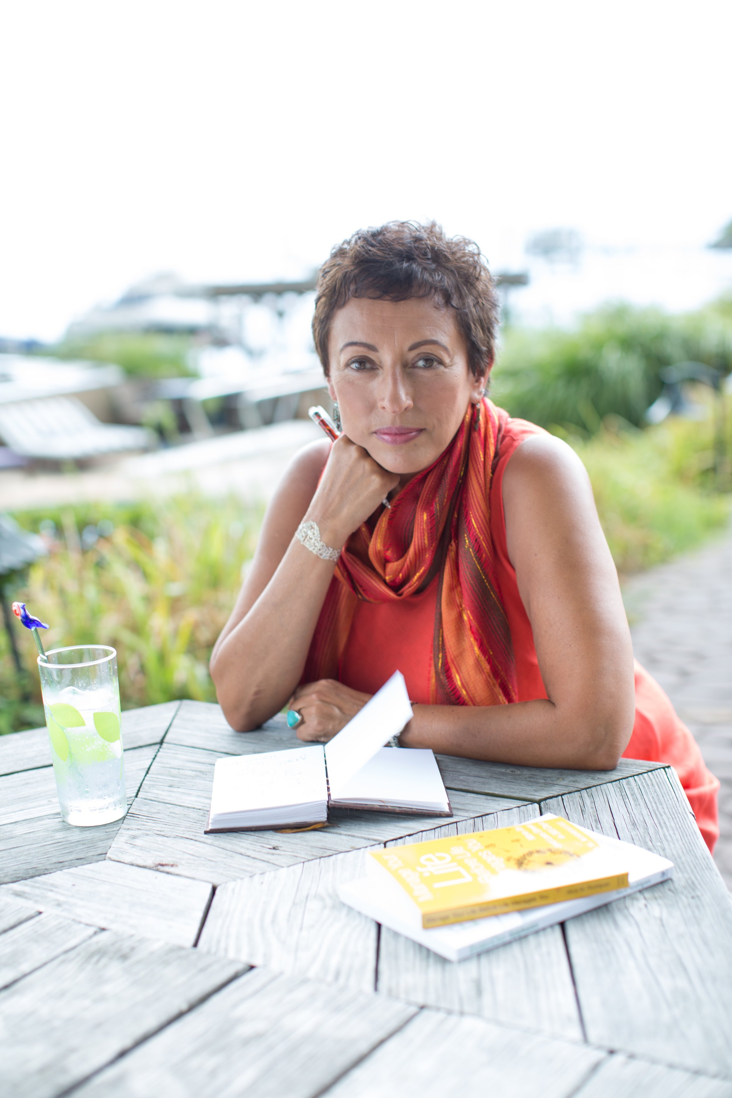 Alicia M. Rodriguez - Writer | Storyteller | Catalyst