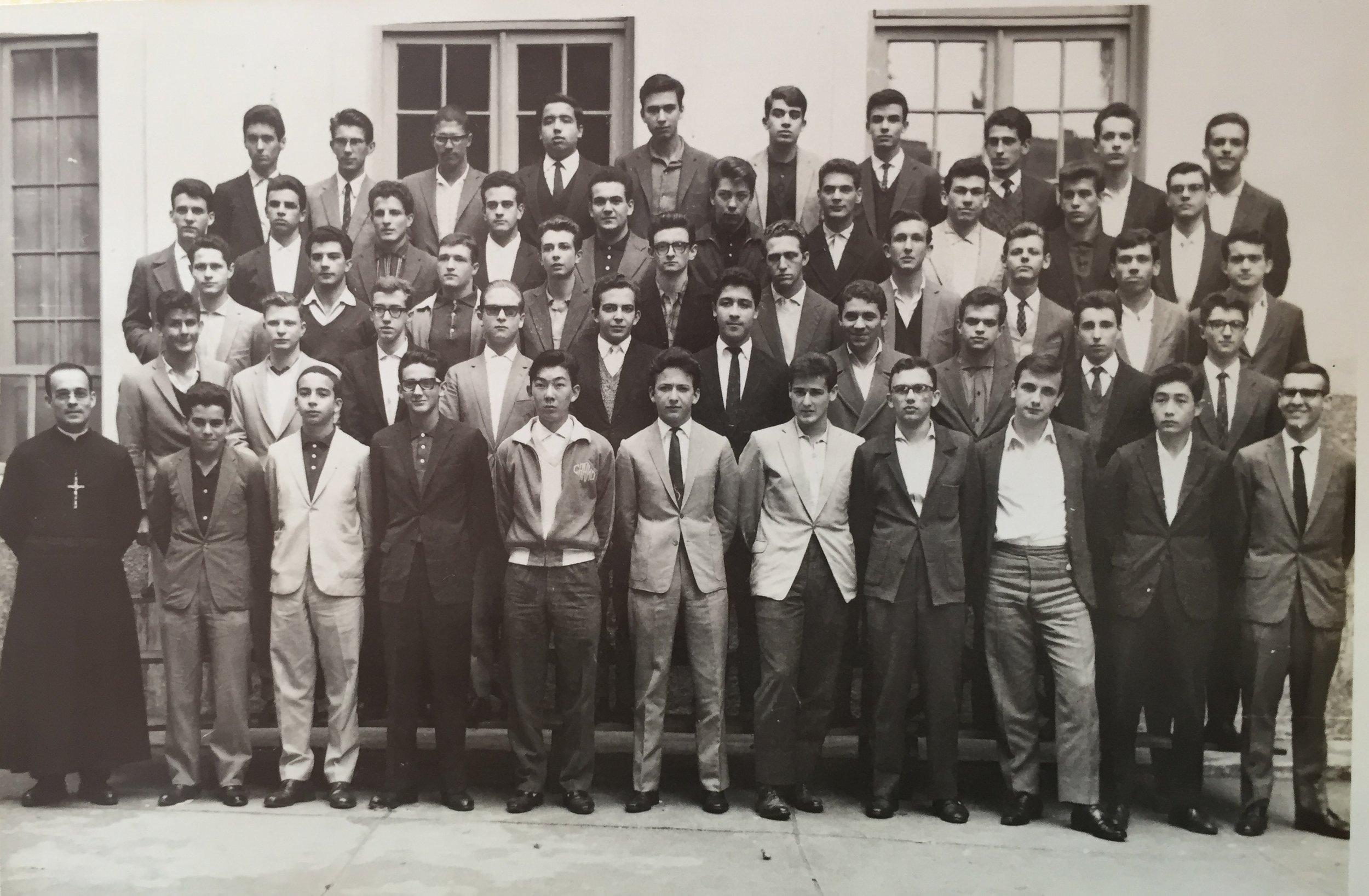 CARMO - 2o Cientifico - 1962 Ir. Afonso.jpg