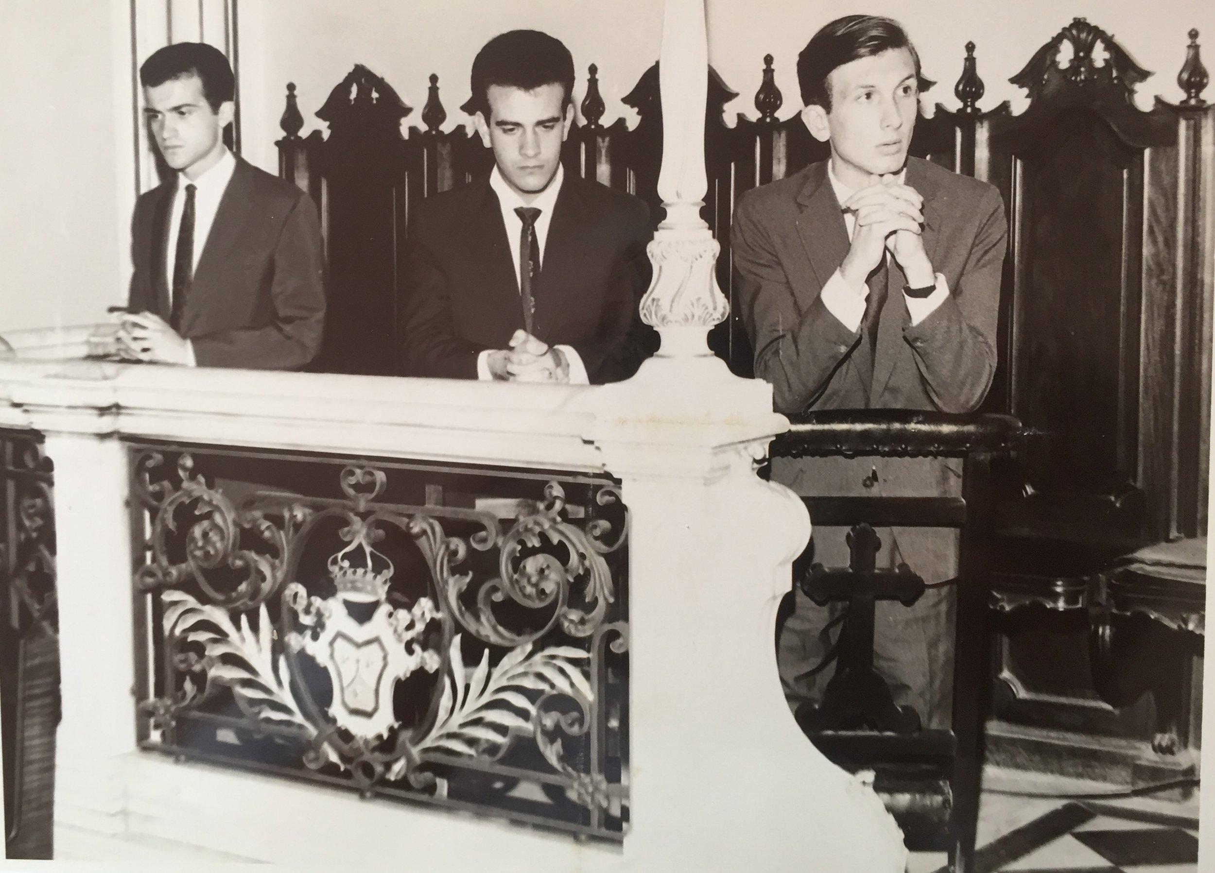 CARMo - Missa formatura cientifico 1963.jpg