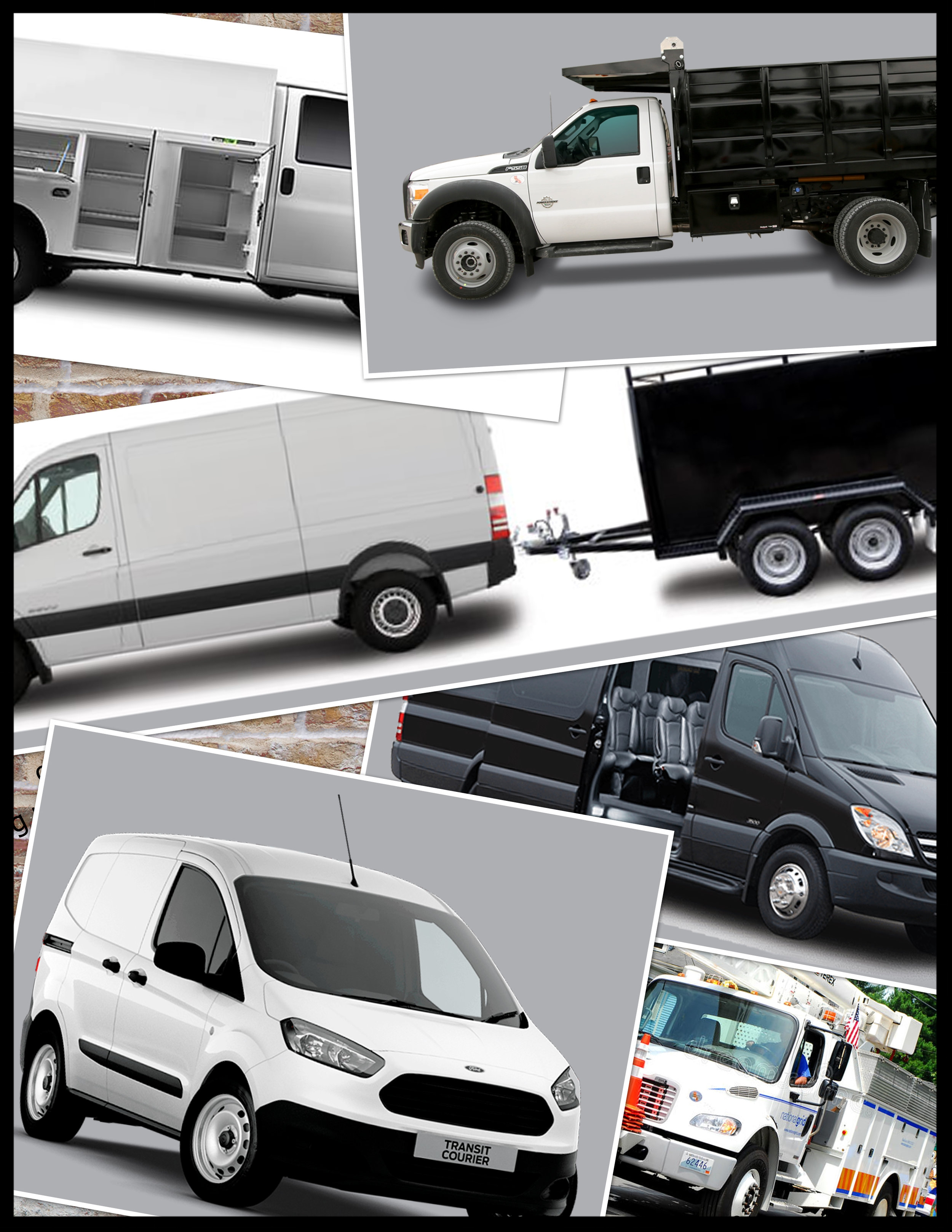 Training can be tailored to any fleet type from small courier cars to larger trucks & trailers