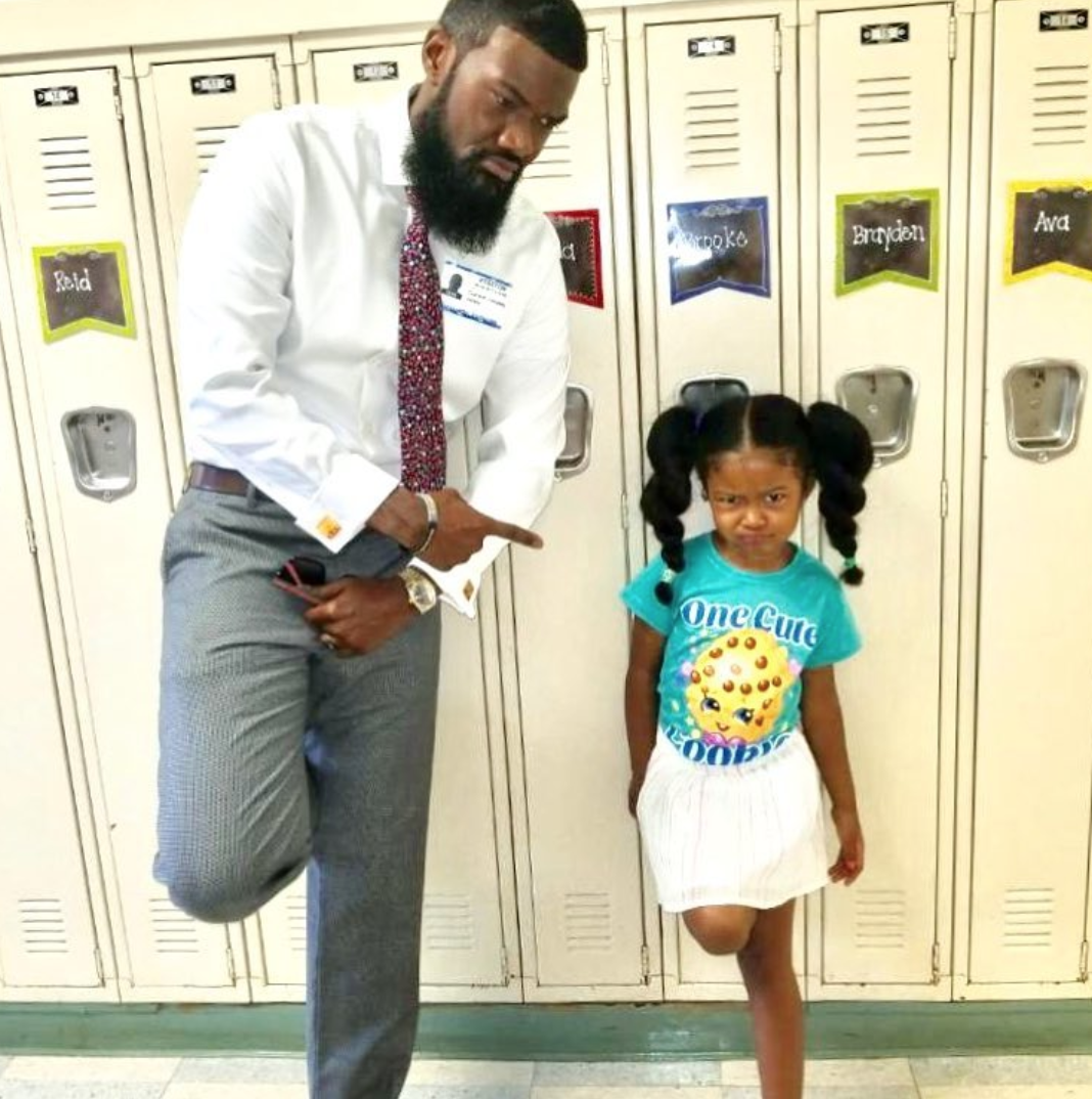 The greatest lesson that fatherhood has taught me is that there's no room for failure because you have others depending on your success. - @chicodsolo