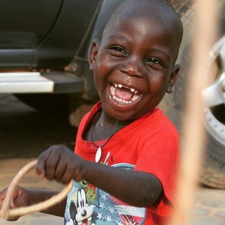 This Happy Kiddo