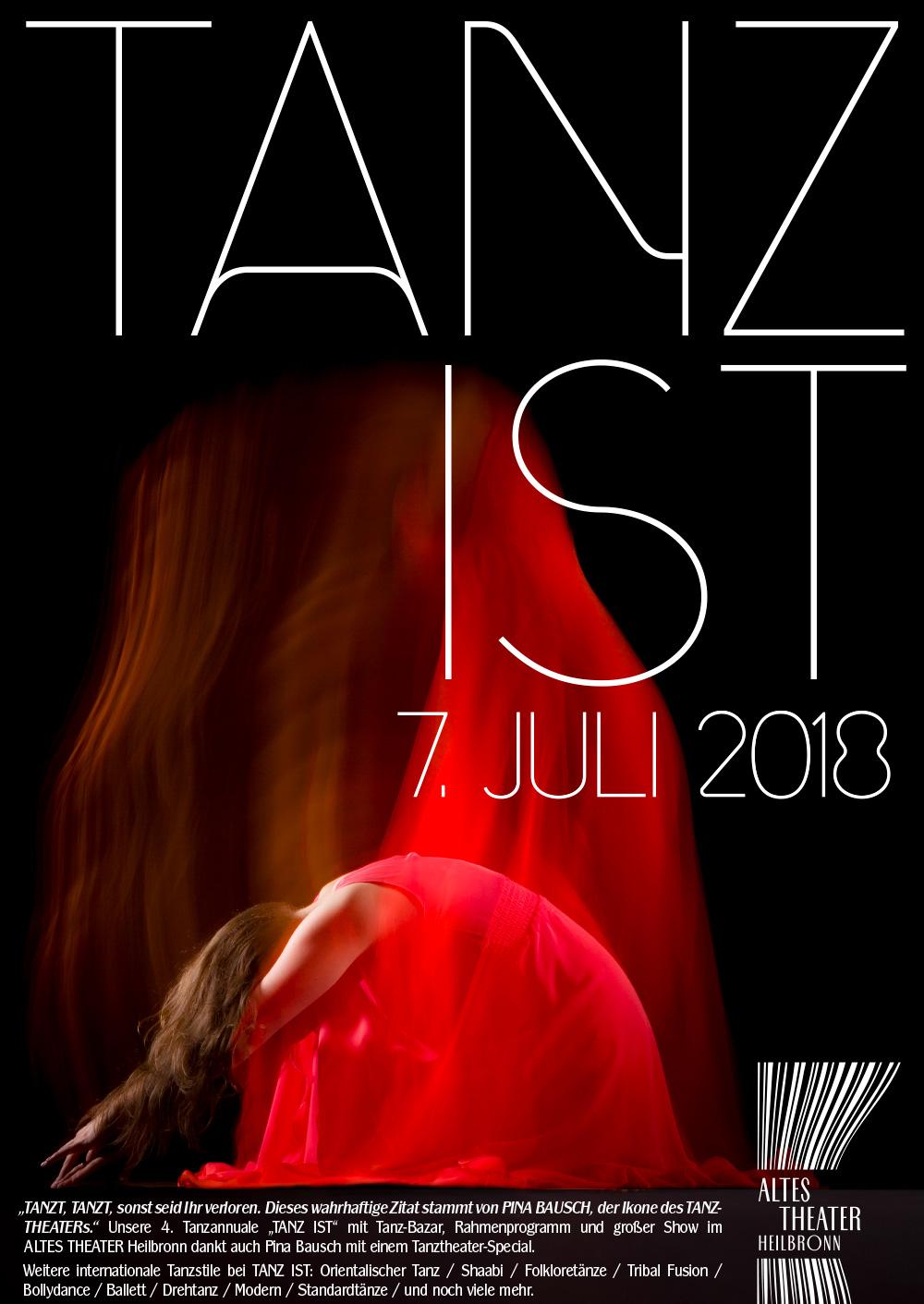Tanz ist Altes Theater Heilbronn