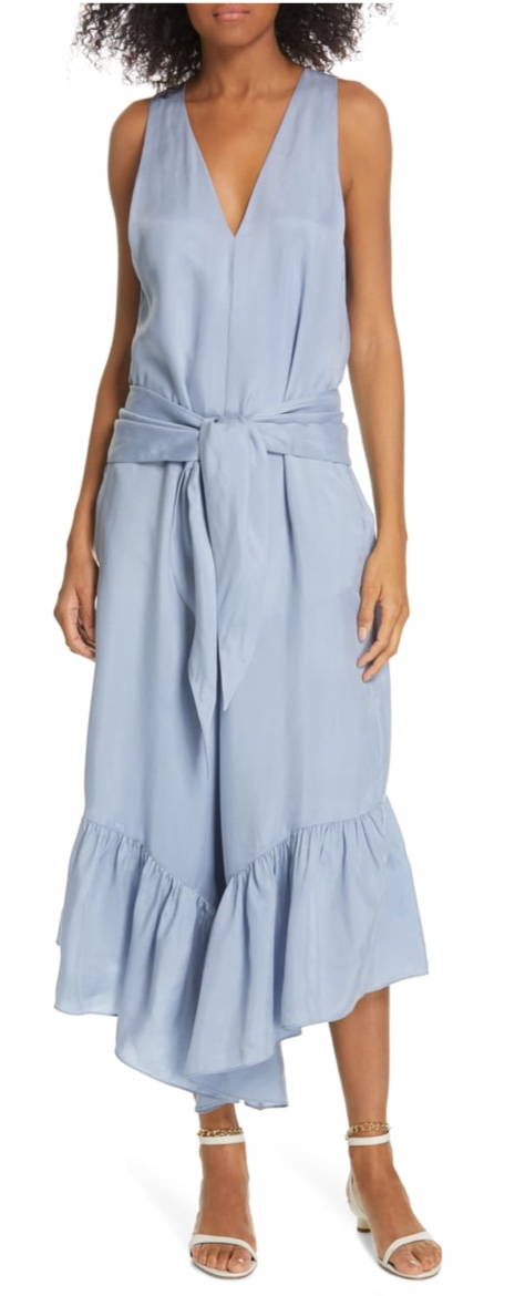 Cute TIBI Jumpsuit - Nordstrom, please call me when this goes on sale. It's perfect year-round in Florida!