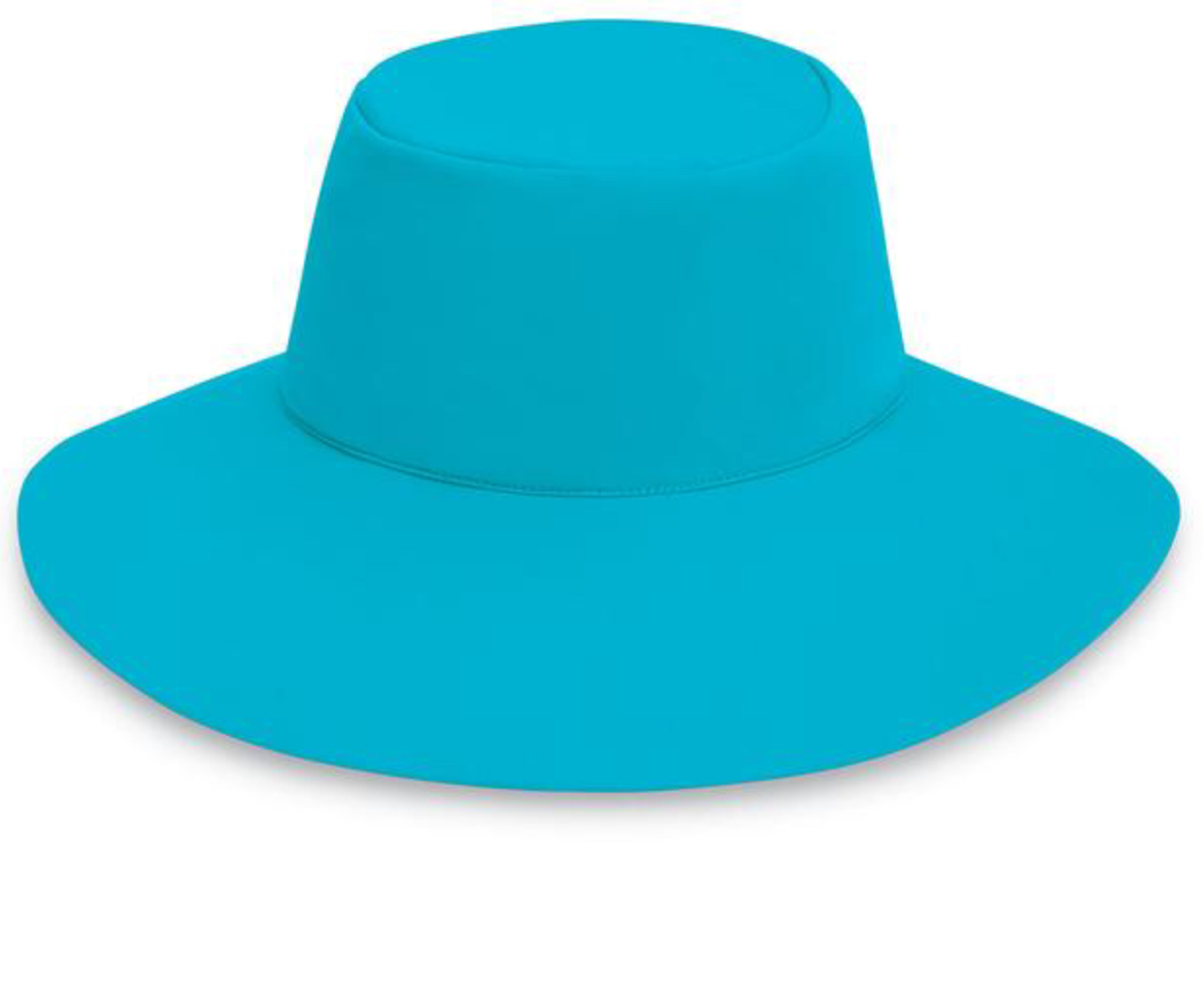 Under $50 - While I love a chic straw hat, the weave might allow sun through the tiny gaps. Why not try a lightweight UPF hat from Aussie-inspired Wallaroo, which earned the Skin Cancer Foundation's Seal of Recommendation.Tip: before buying any hat, try it on outside to see if rays are penetrating.