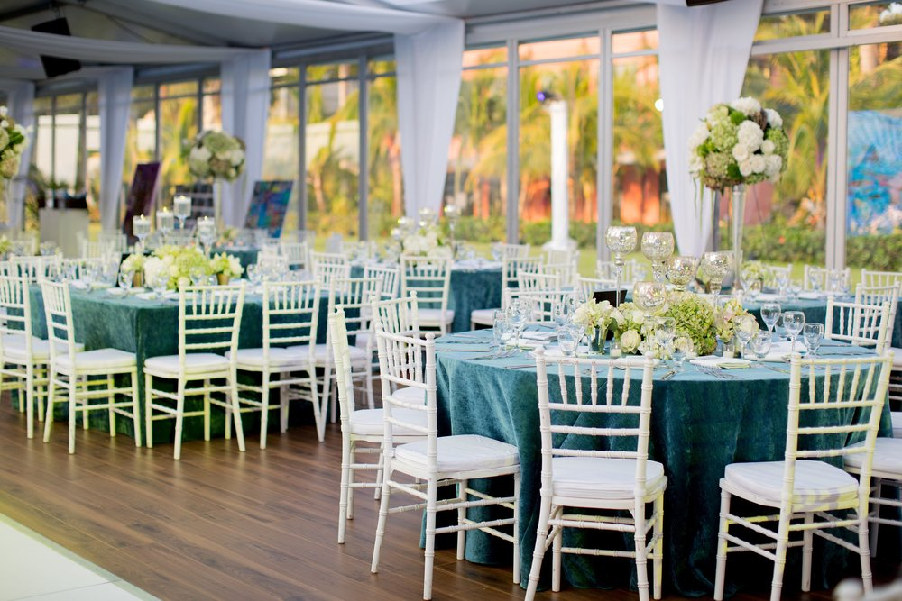 The right tent can transform your event space into a whole new world.