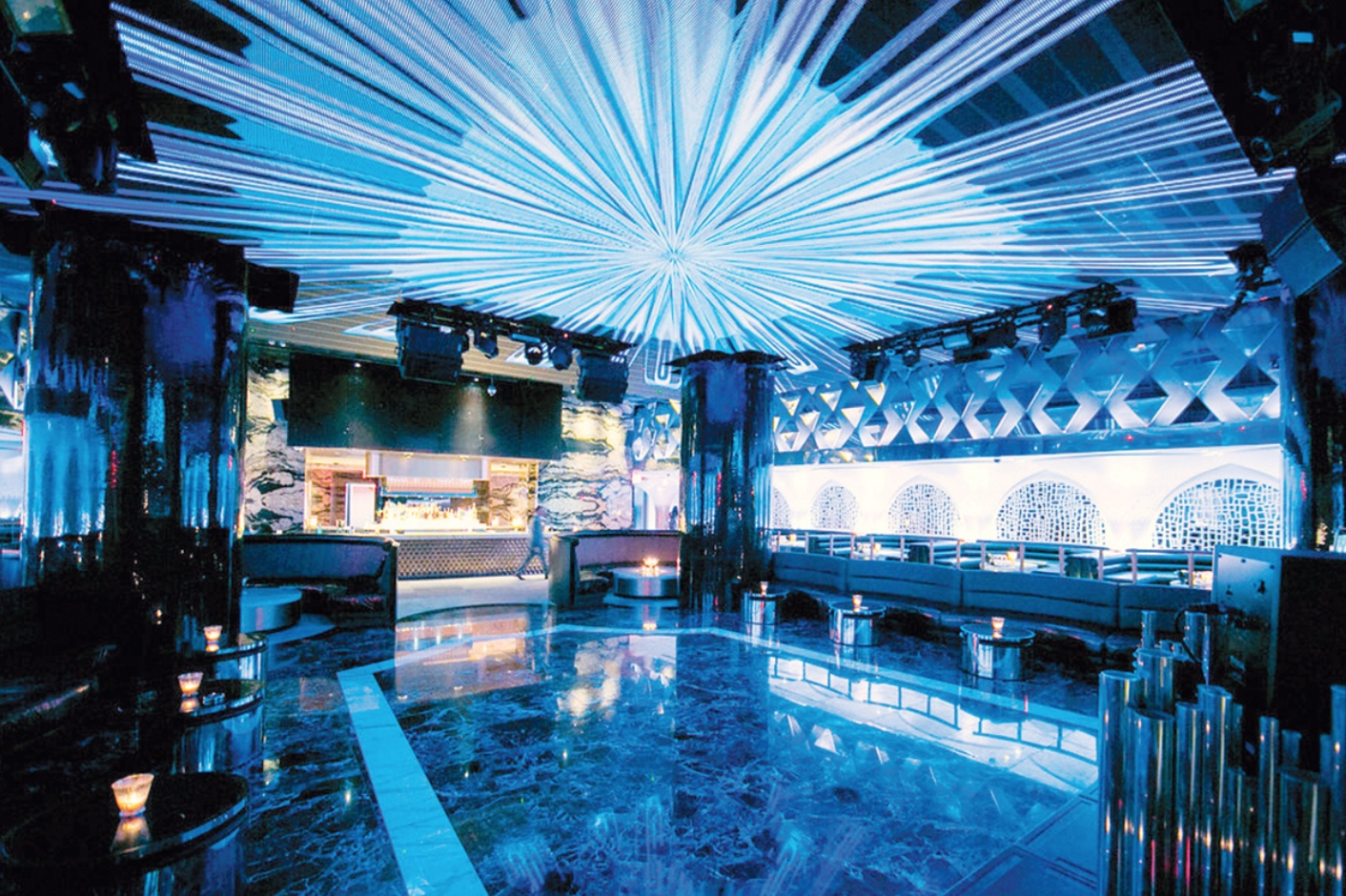 "Bond Nightclub, is classic SLS style ""playful sophistication"" as a nightlife concept."