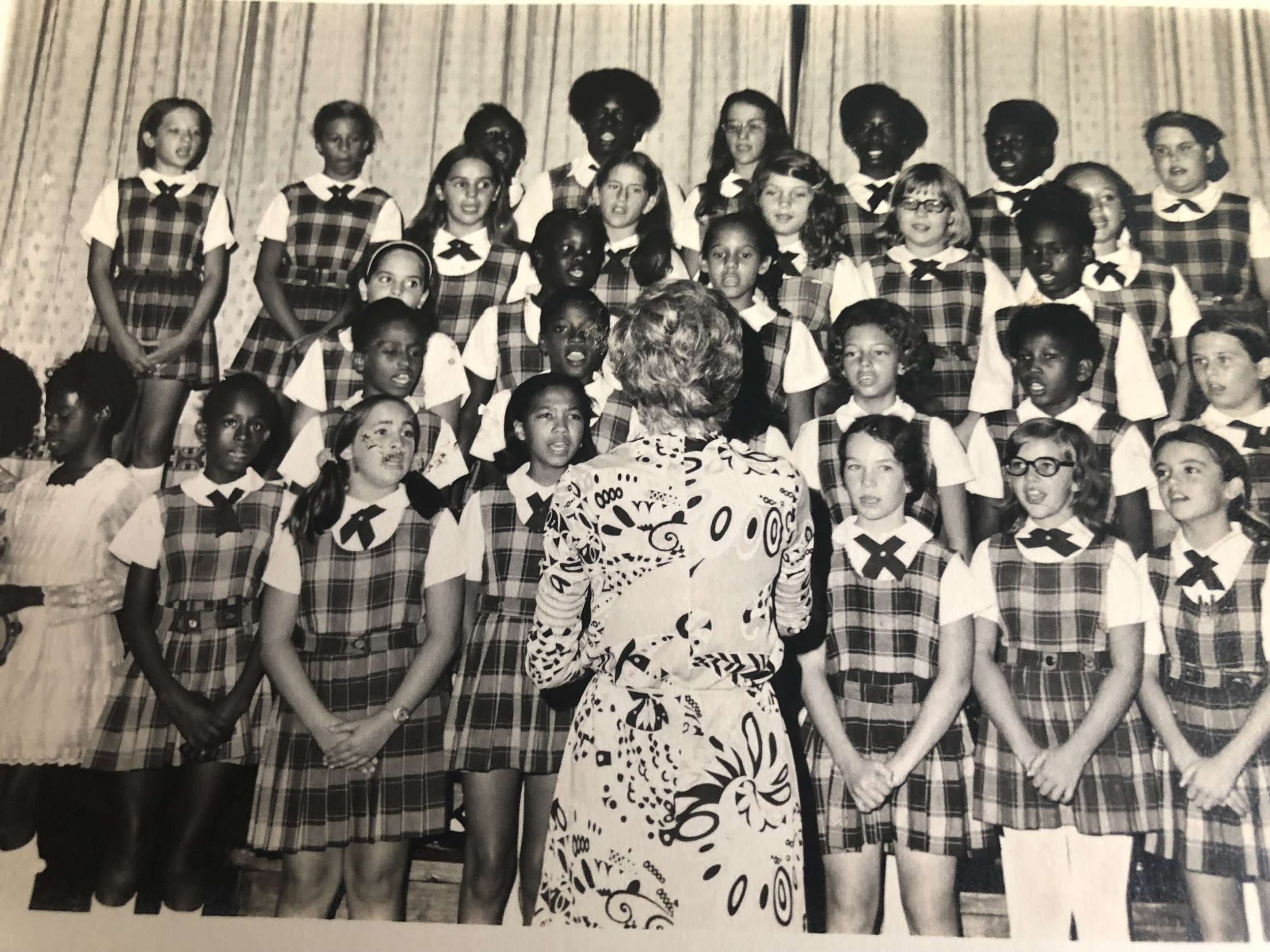 Choir Practice. Photo: Judy Ansell
