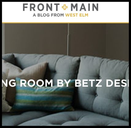 Front + main | west elm