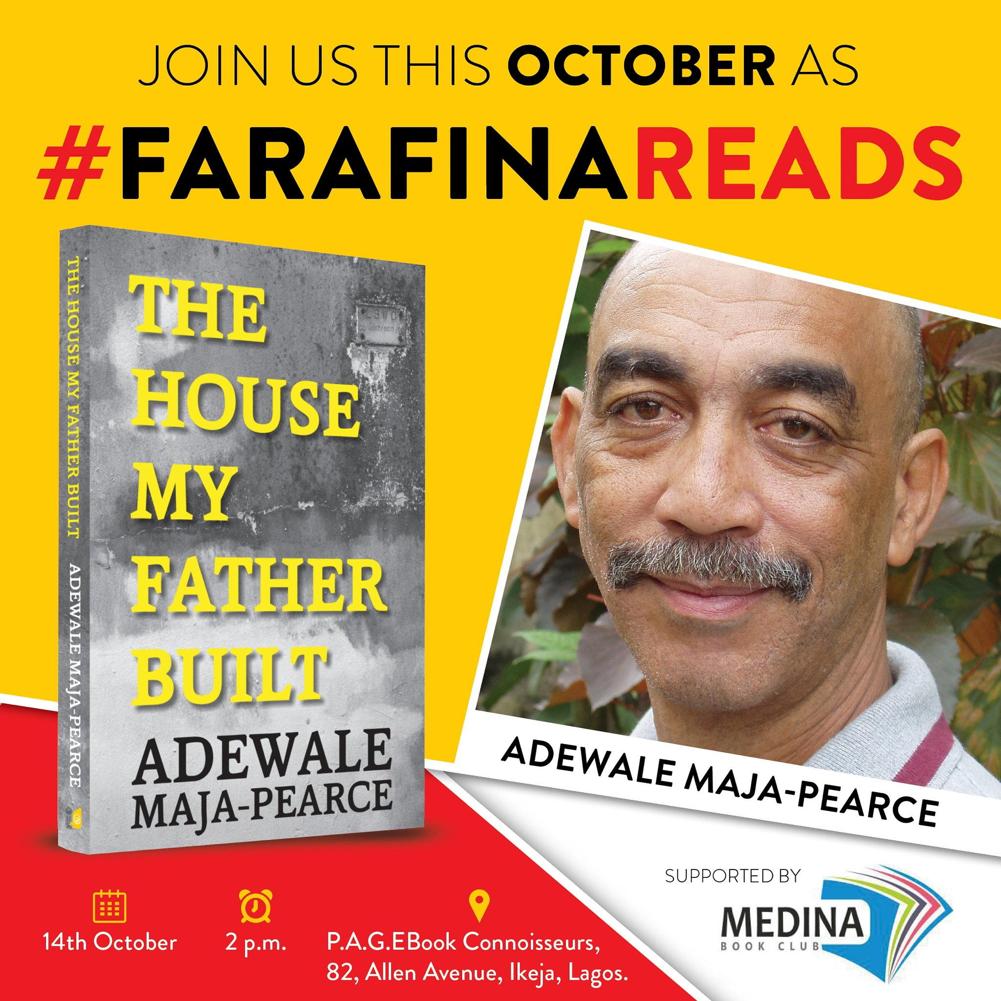 Farafina Reads_Adewale