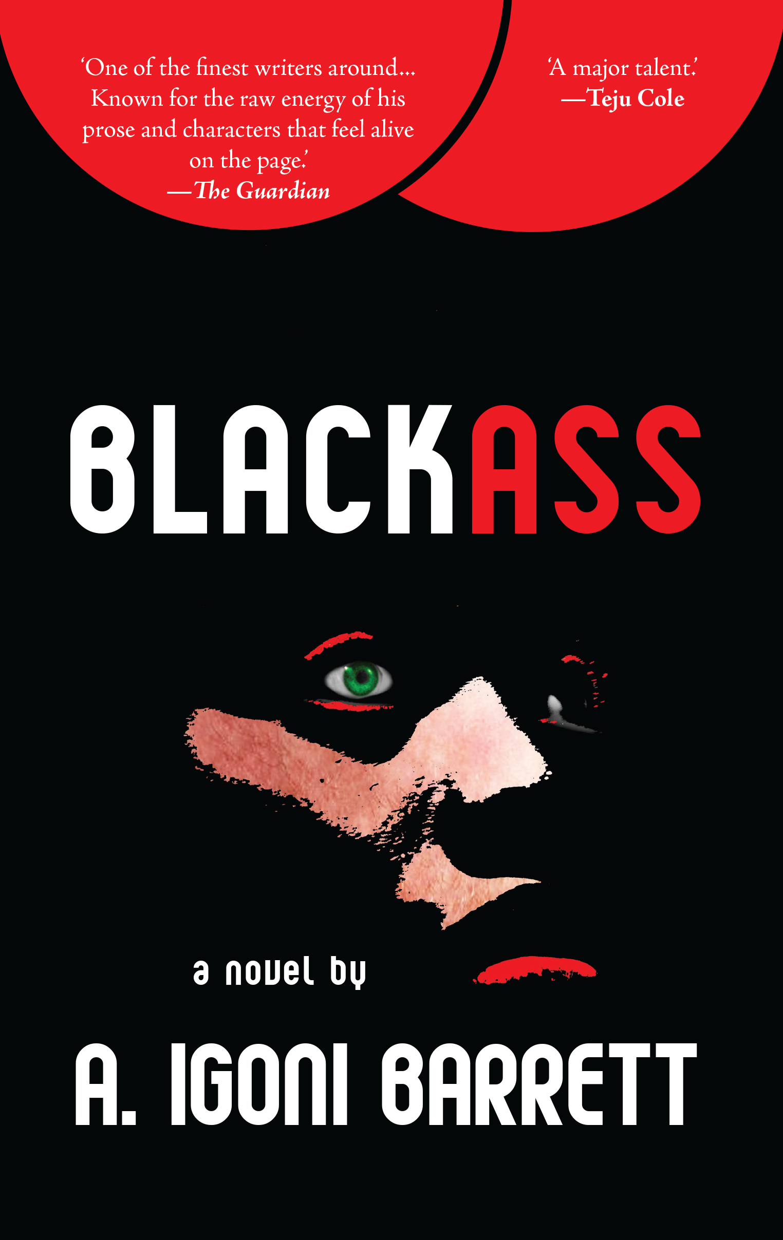 Blackass   -  A. Igoni Barrett