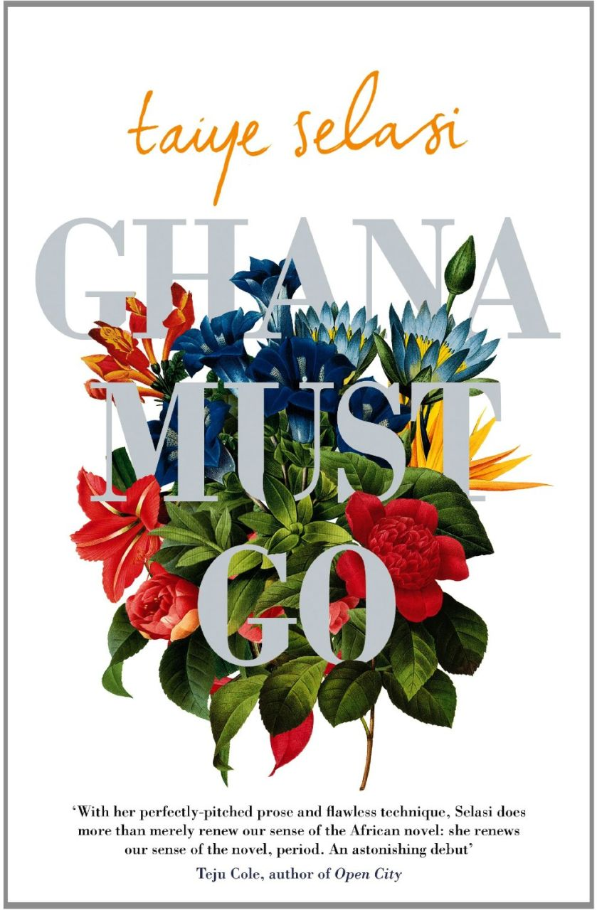 Ghana Must Go   -  Taiye Selasi