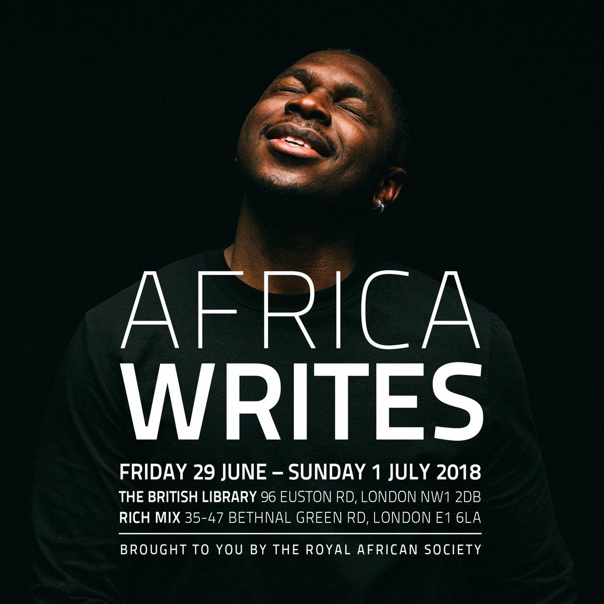 Image: Africa Writes.