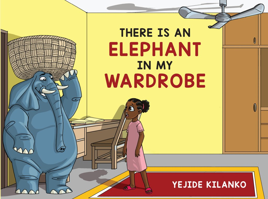 There's An Elephant In My Wardrobe.jpg