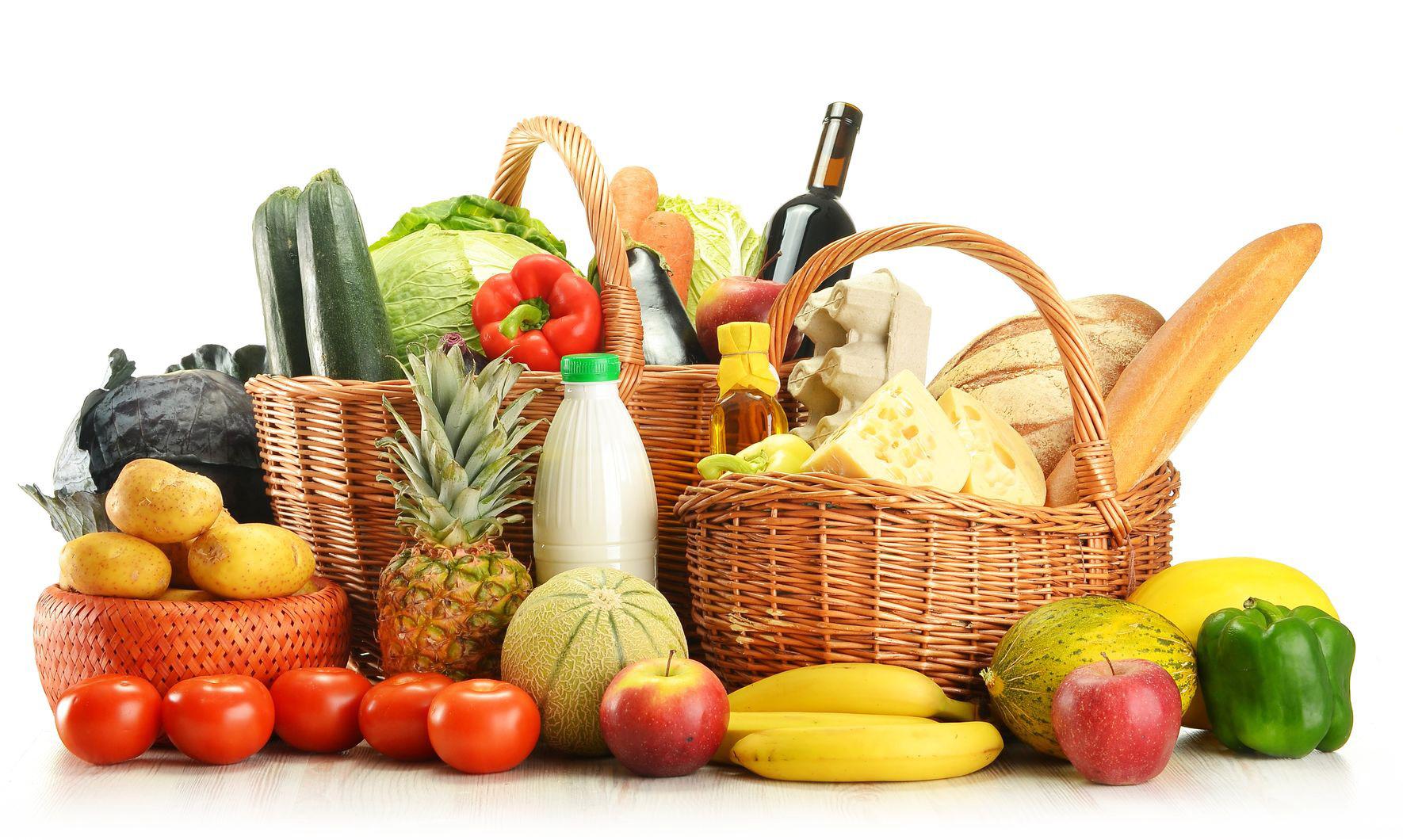Prepare con anticipación los ingredientes para el menú de la semana.