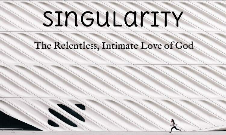 singularity the relentless intimate love of god