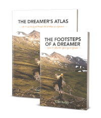 - My book, The Footsteps of a Dreamer and corresponding workbook, The Dreamer's Atlas are now available on Amazon!