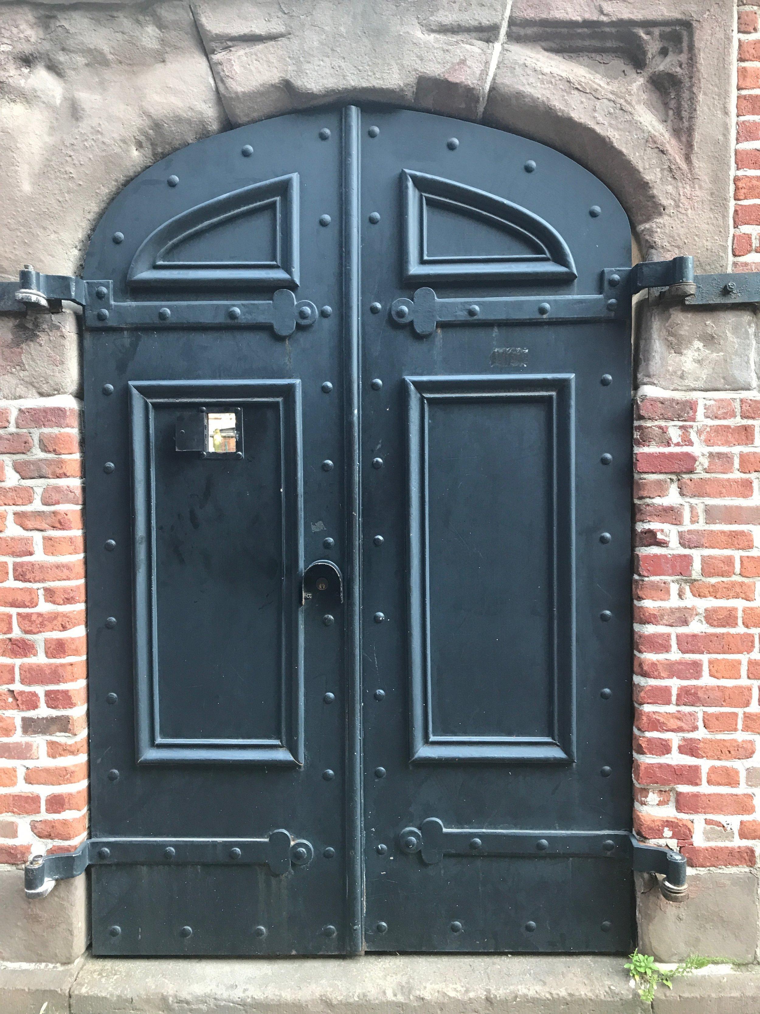 Original Doorway
