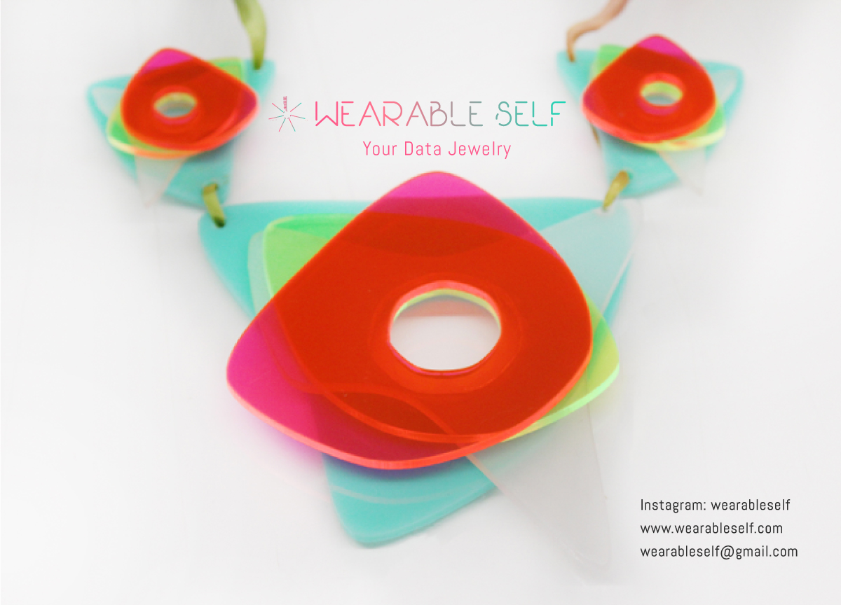 Wearable Self by Jiyeon Kang