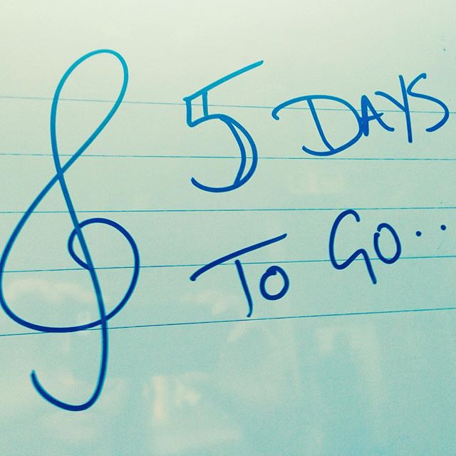 The countdown to some big news continues... #announcement #news #music #guitar #guitarist #5