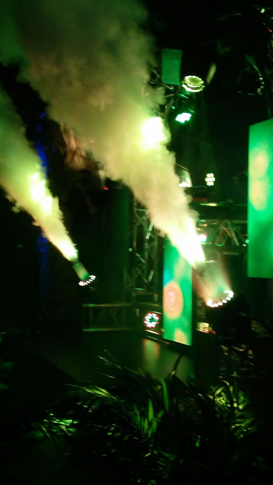 Co2 Special Effects