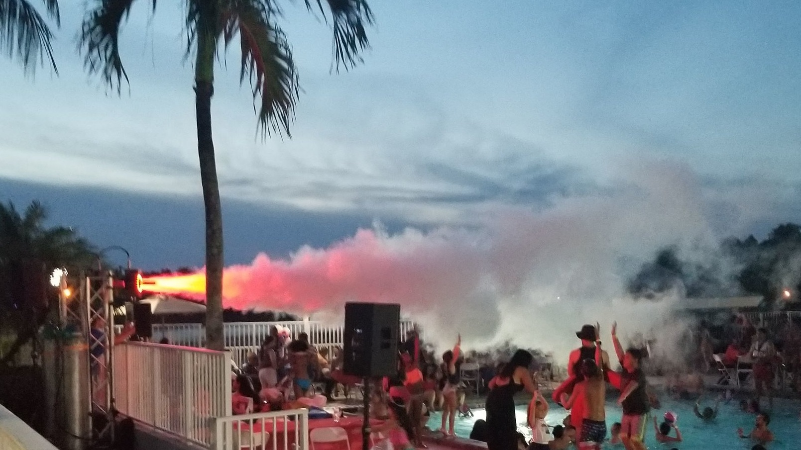 Co2 Special Effects Rental Miami