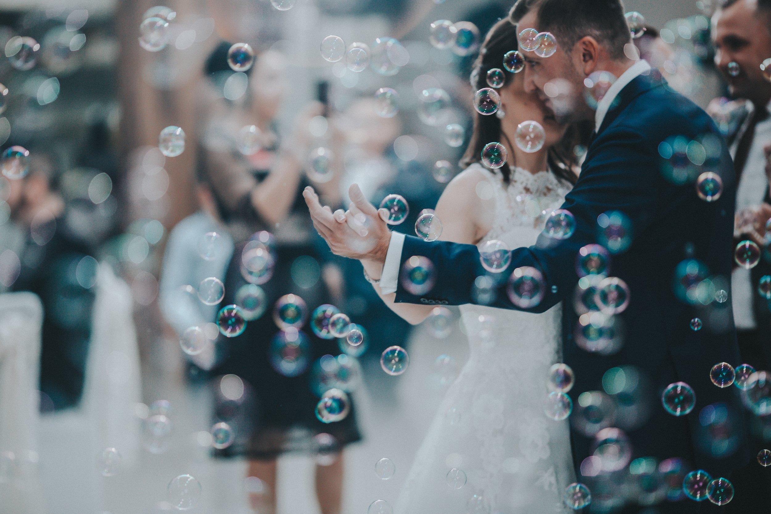 Bubble Machine Rental South Florida