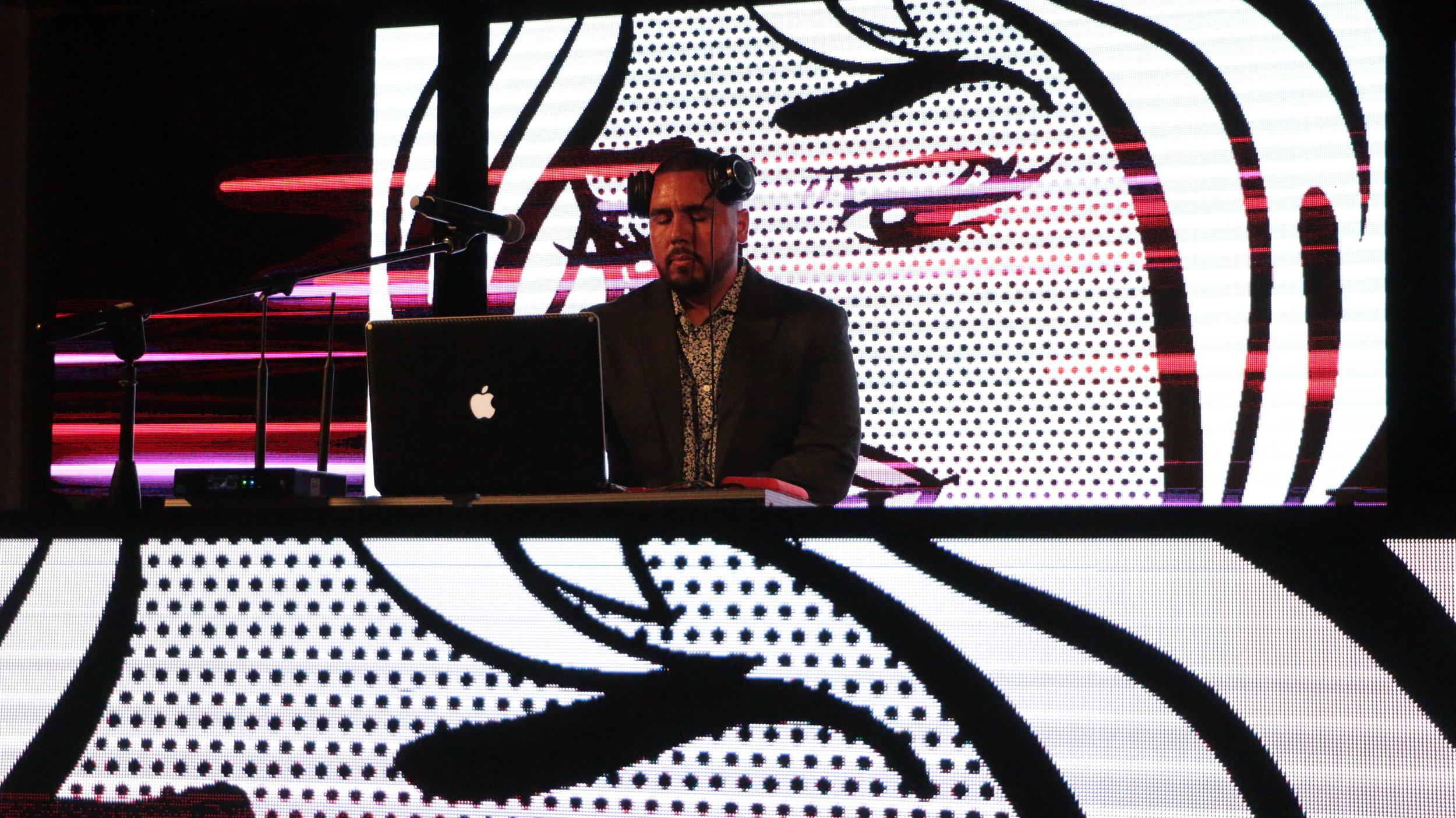 DJ LED Video Wall