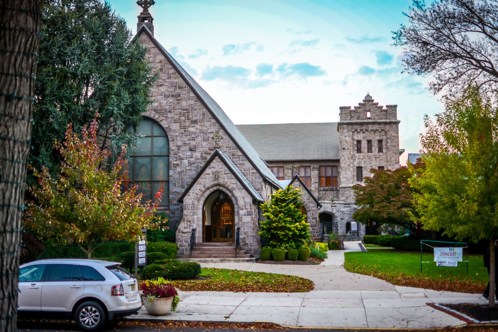 Our home, Grace Church in Haddonfield