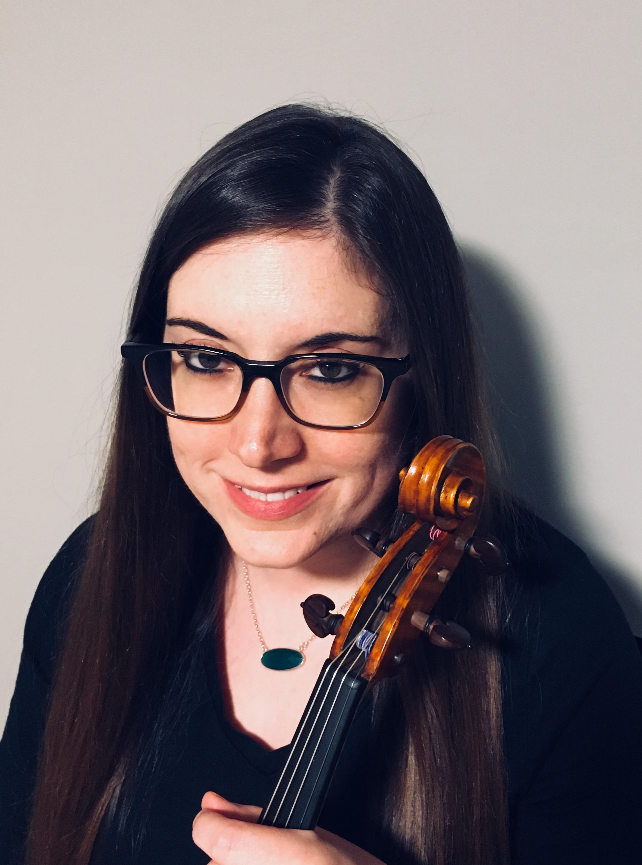 Christen Hooks, violin/viola/piano