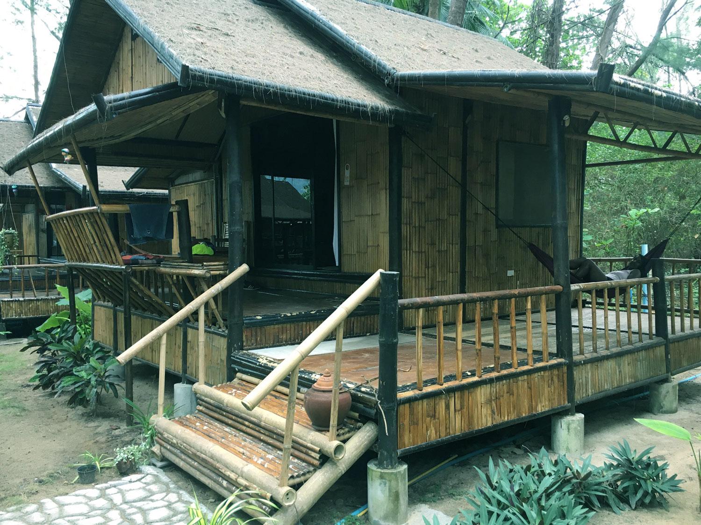 Eco Lanta Hideaway Bamboo Huts on Koh Lanta