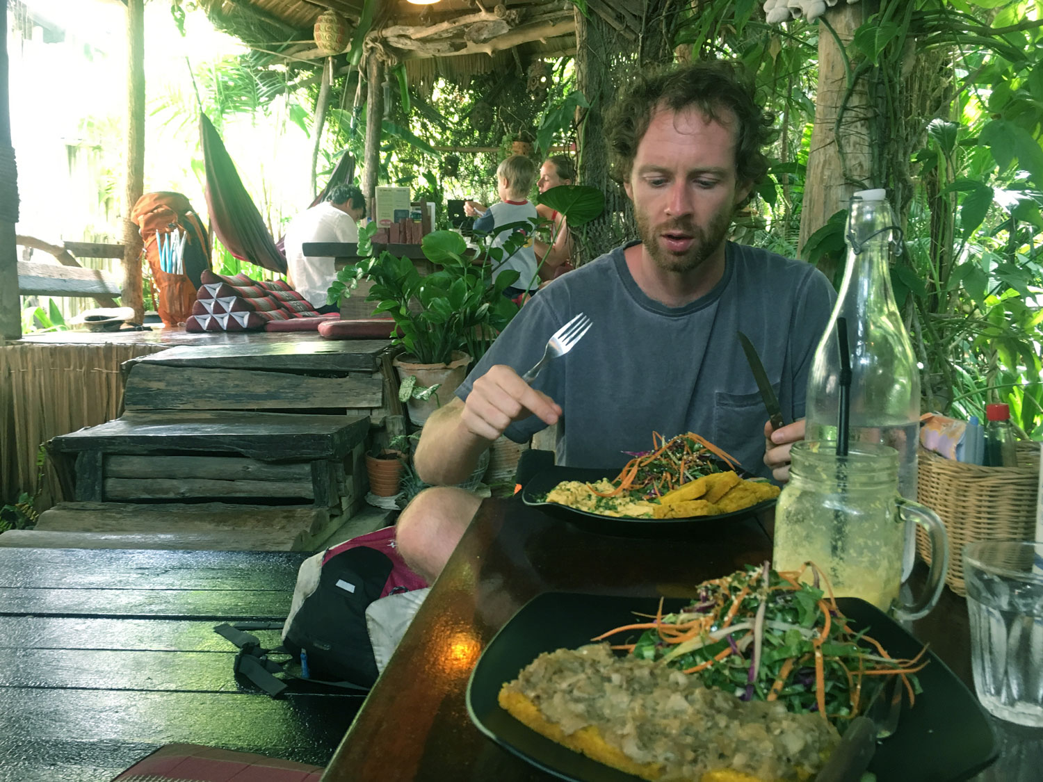Vegan and Vegetarian Yum from Kunda in Koh Lanta