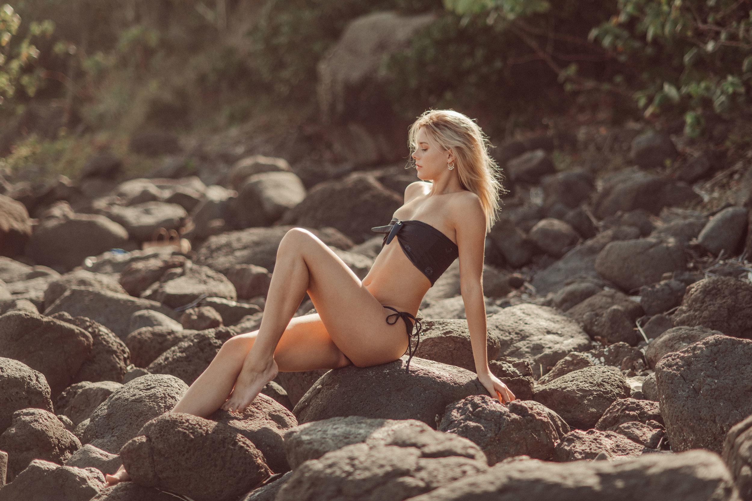 Ethical-Fashion-Bandeau-Tie-Side-Pant-Bikini-Swimwear-Lily-Goodare-Gold-Coast-Model-by-Photographer-Kim-Akrigg-in-Liar-the-Label.jpg
