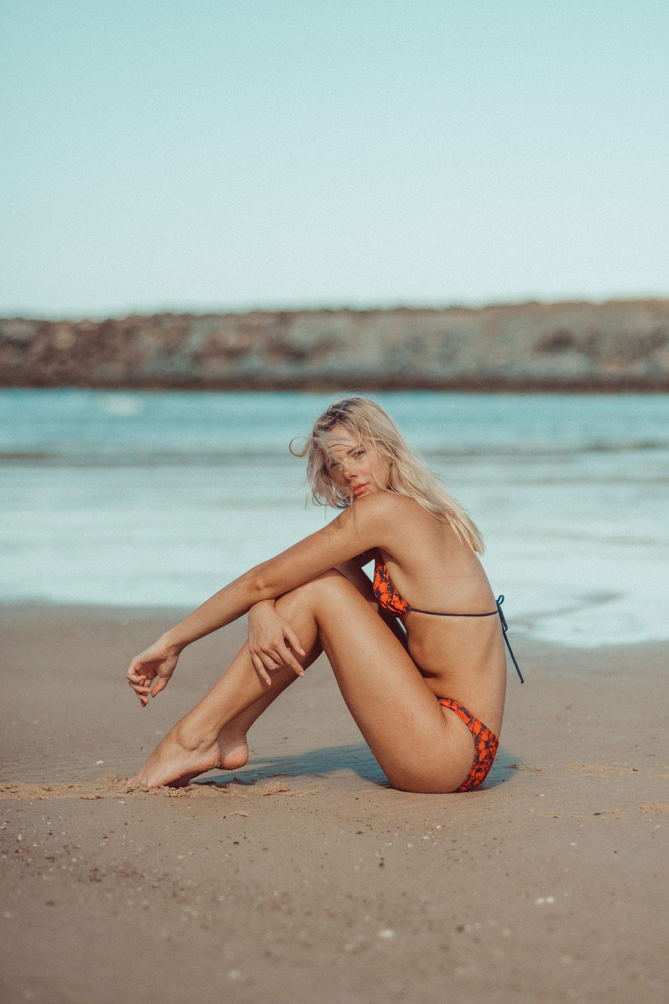 Ethical-Fashion-Poppy-Red-Triangle-Gold-Coast-Bikini-Swimwear-Lily-Goodare-Gold-Coast-Model-by-Photographer-Kim-Akrigg-in-Liar-the-Label.jpg