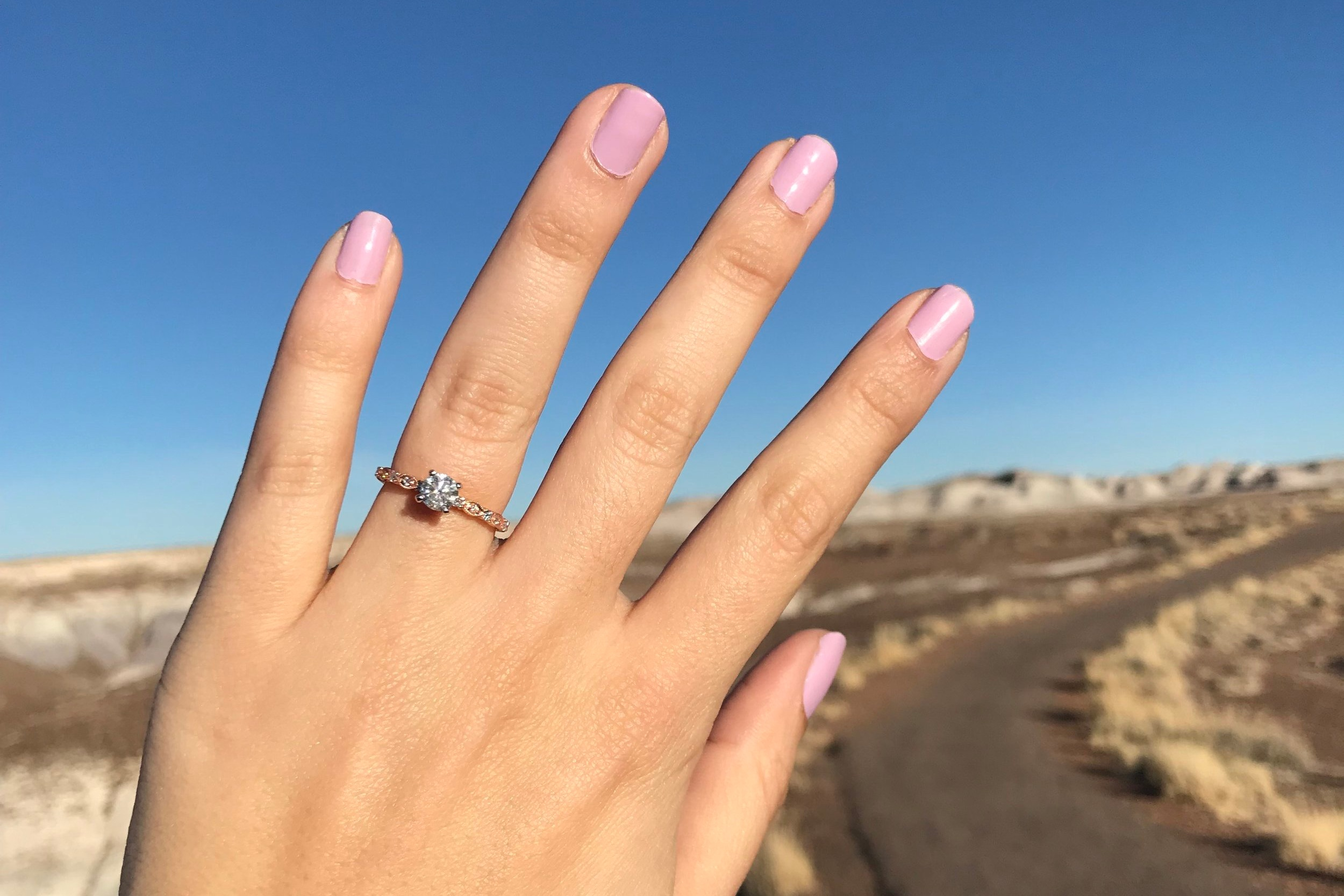 arizona+engagement+budget+wedding+ideas