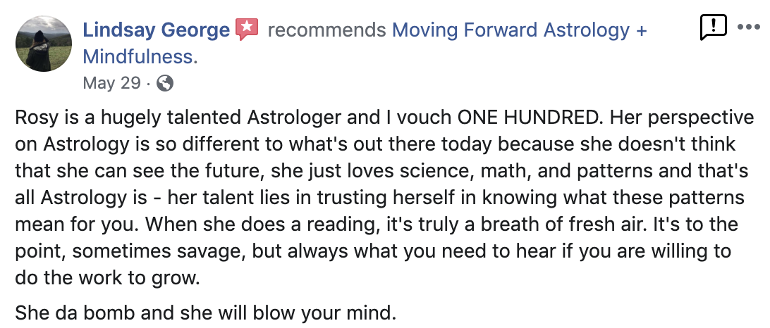 affordable astrology readings and birth chart readings