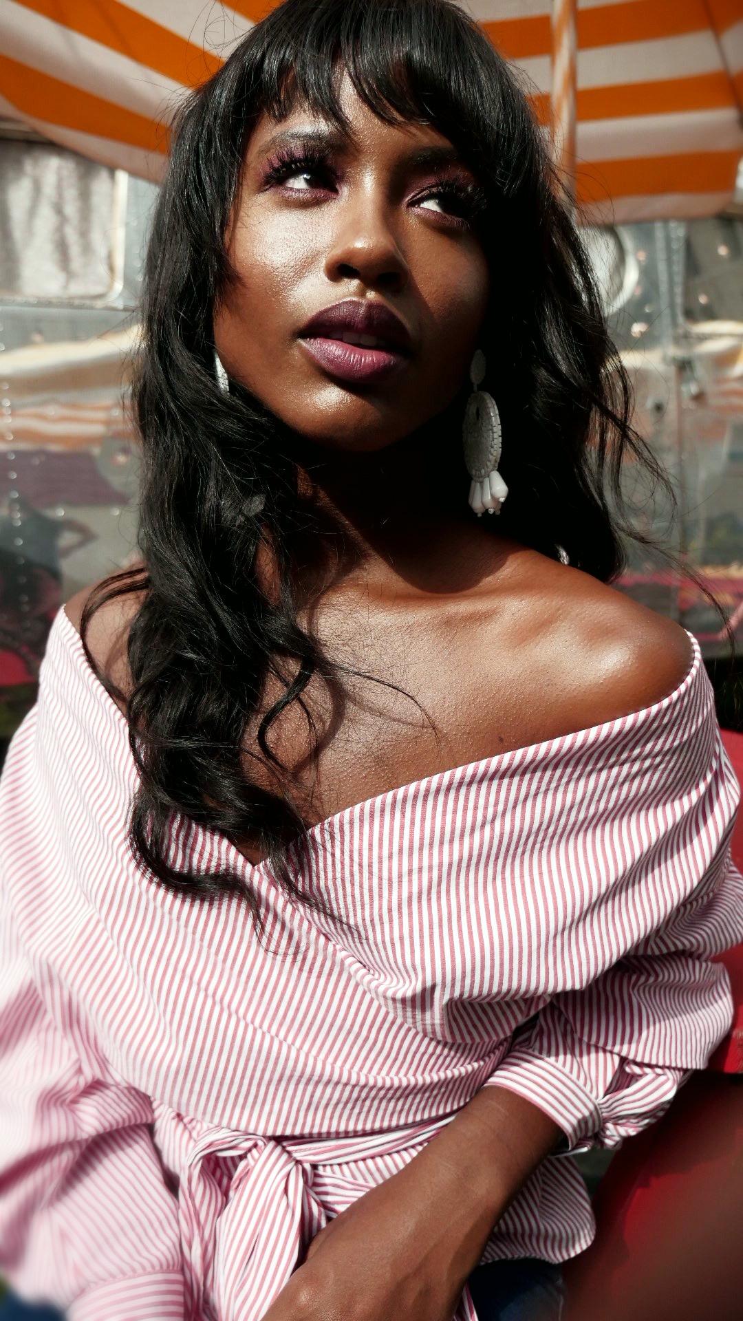 Make-up by: Grace Balsamo  https://www.gracebalsamo.com