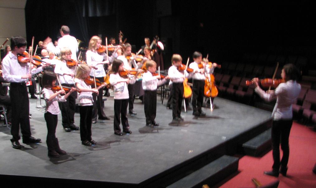 Suzuki Niagara Symphony Concert
