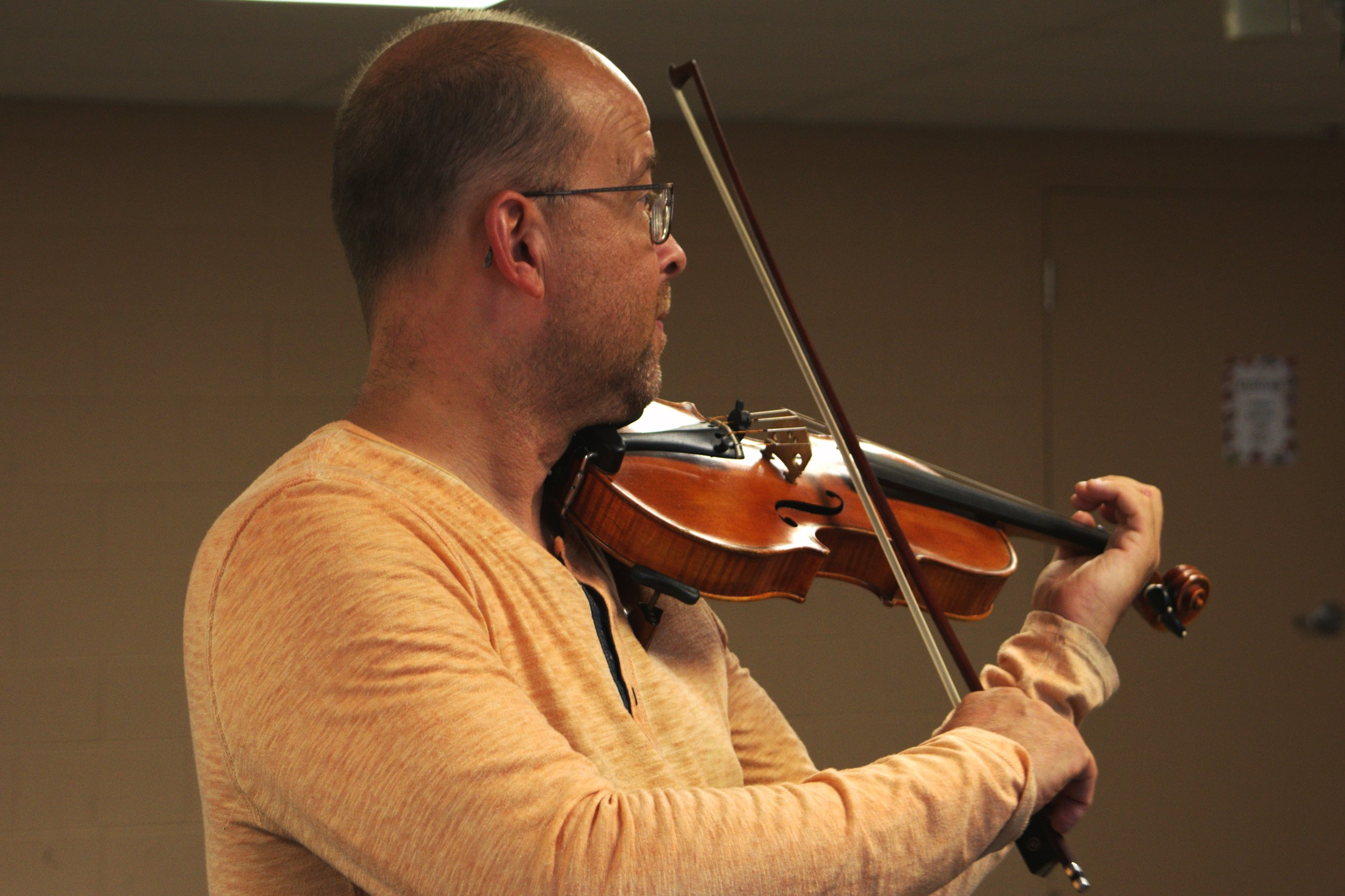 suzuki violin teacher