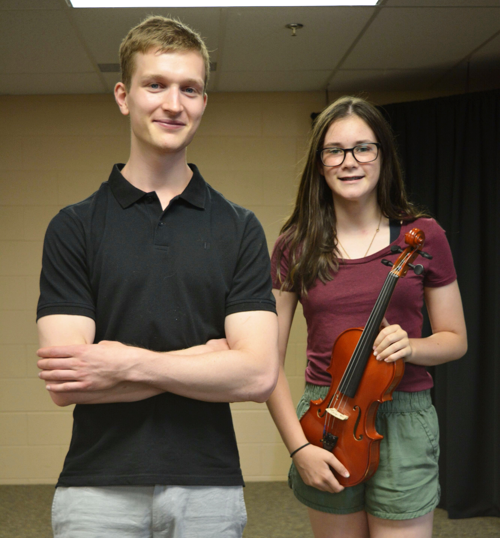 Suzuki Niagara Violin Lessons