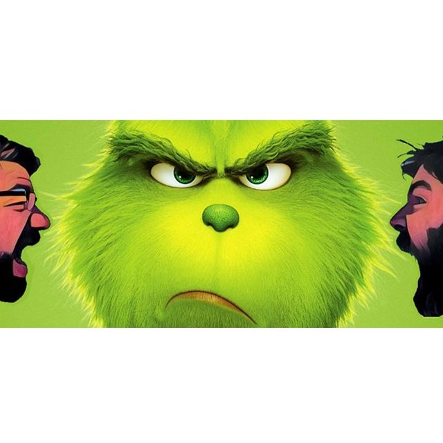 This week we review The Grinch (2018). We also sampled beers from @lagunitasbeer and @silvercitybrewery. Click the bio link to check it out. #craftbeer #trypod #christmas #thegrinch #podcast