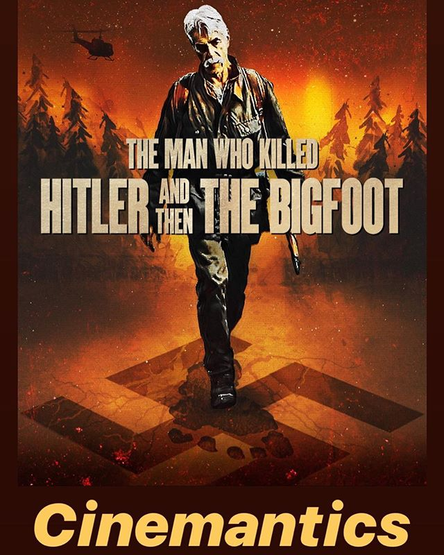 An odd one this week. Sam Elliot stars in #themanwhokilledhitlerandthenthebigfoot. We also sampled beers from @sierranevada & @lefthandbrewing. #craftbeer #trypod #podcast