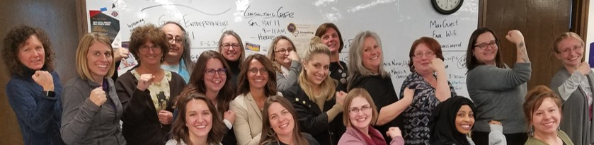 Mankato, MN Women Entrepreneurs #RosieWasRight April 2019