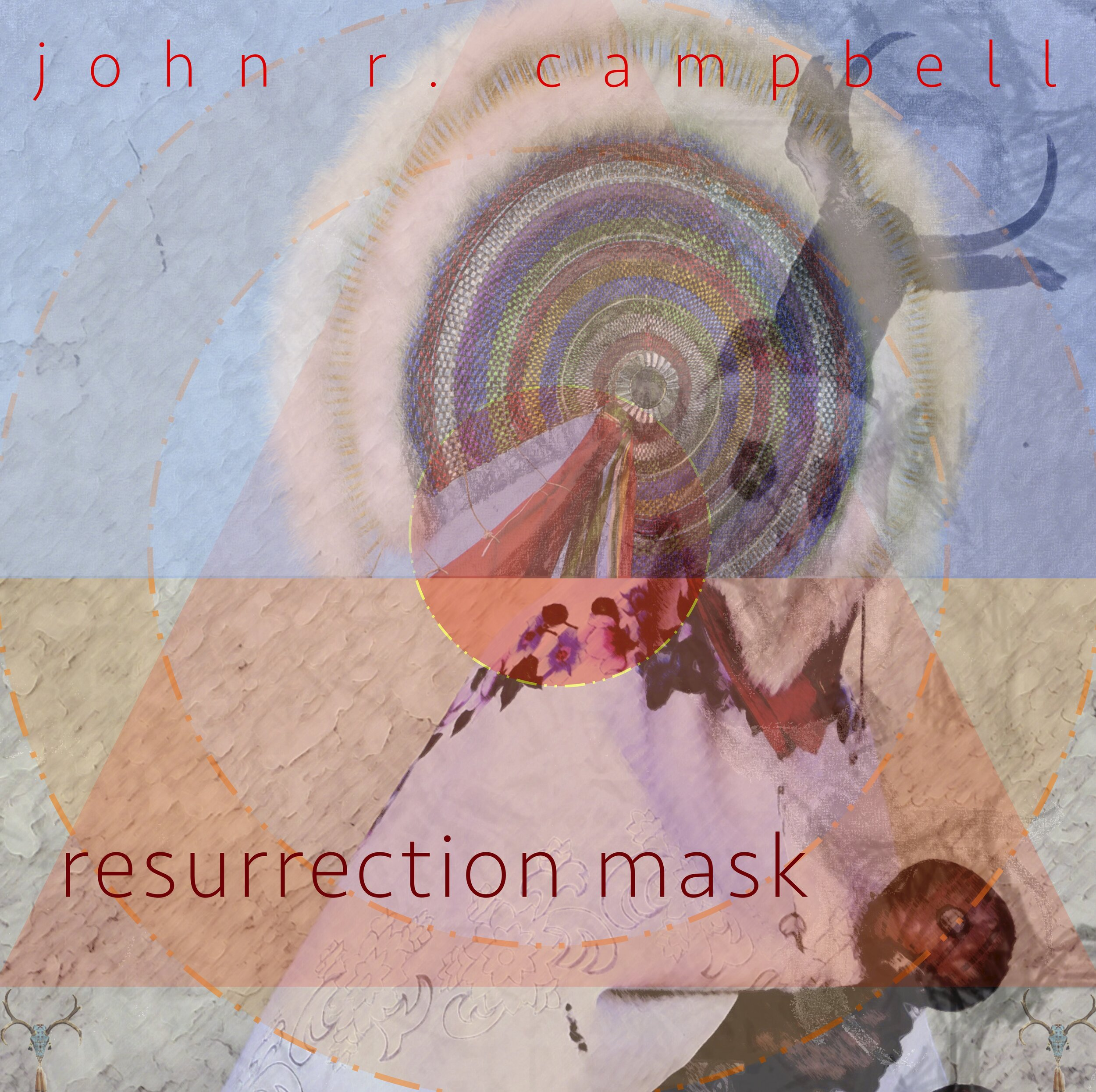 resurrection mask - Click on the album cover for original experimental roots music: guitar, electronics, bass, keyboards, & drums.