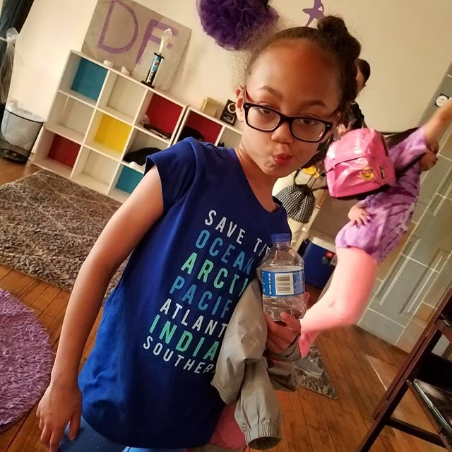 The face when class time is over...Aubry is always ready to learn! Summer session is right around the corner..June 9th new Summer session!  #childrenwhodance #childrenclass #chicagodancestudio #chicago#classeseveryday #minihiphop #everyage #everygenre#danceclasses #dancerslife #dancers#dancemom#chicagoparent #chicagomom #parents#moms#pilsen #southloop #parents #hydepark