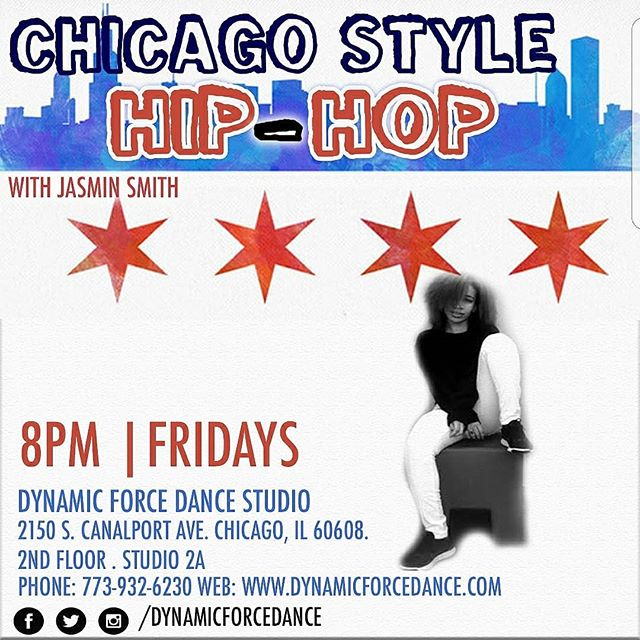 Dont forget! It goes down on Fridays!!! There is nothing like this class in the city with @jasmarie_dancer ! 8pm! Teens and adults ...all levels invited..Memorial edition!  #chicagodancestudio #dancerslife #danceresource #chicagoclasses#fridaynight #chicagoteens#chicagodancers#dance#classeseveryday #classtonight #love#lit#alllevels #comeintoday