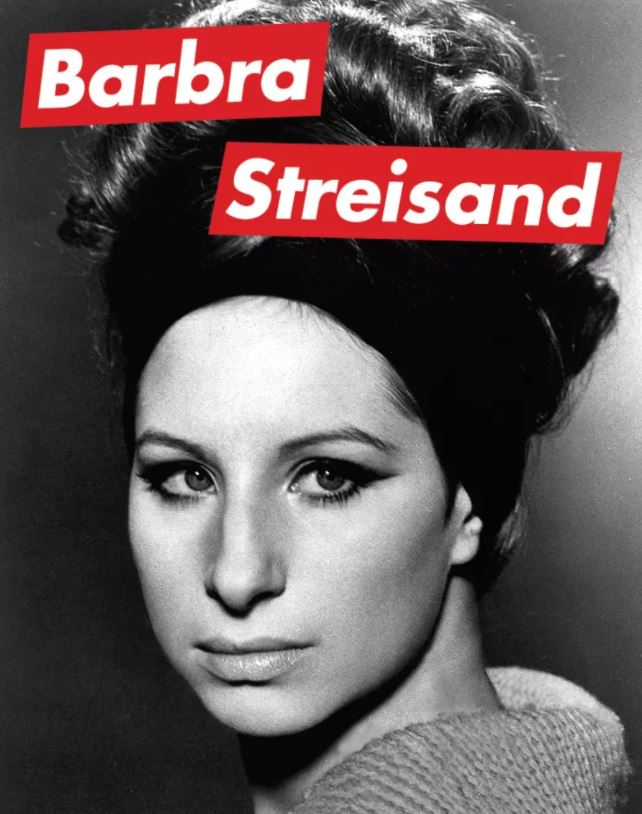 'Barbra Streisand' by Topher McCulloch via  Flickr