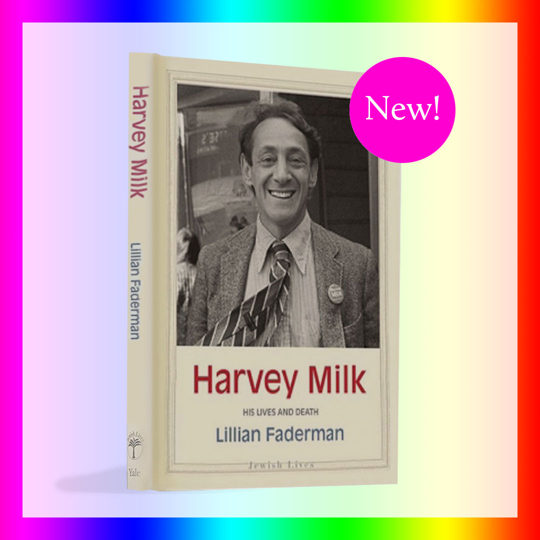Learn more about Harvey Milk with Jewish Lives