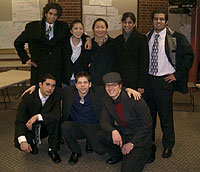 2005 - In only their second year of mock trial, CPP earned the Spirit of AMTA Award, an award that goes to the team which exhibits the best sportsmanship and is held in high esteem. Alum Dennis Mitchell won an outstanding witness award.