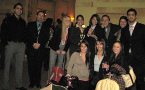 2010 - CPP's mock trial team earned 6 awards at the Regional Tournament and earned a spot at the ORCS (Opening Round Championship Series).